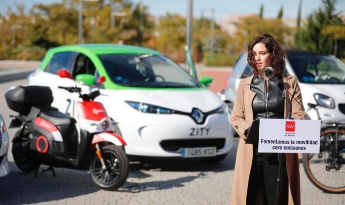 Bonos para alquilar coches y motos eléctricos: cómo solicitarlos 1