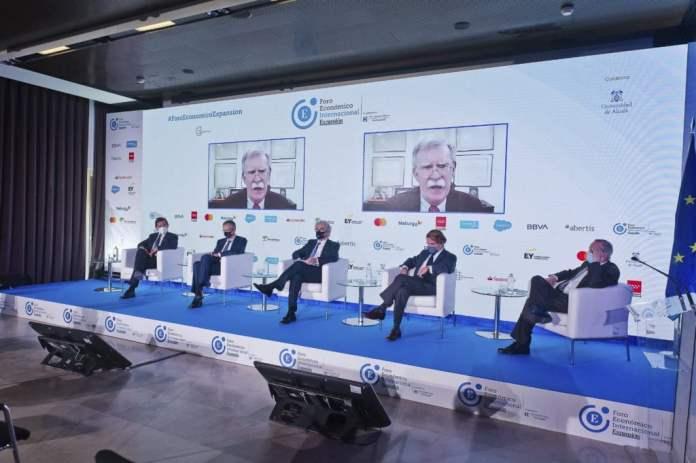 El 'Foro Económico Internacional Expansión' analiza los cambios de la era Post COVID-19 1