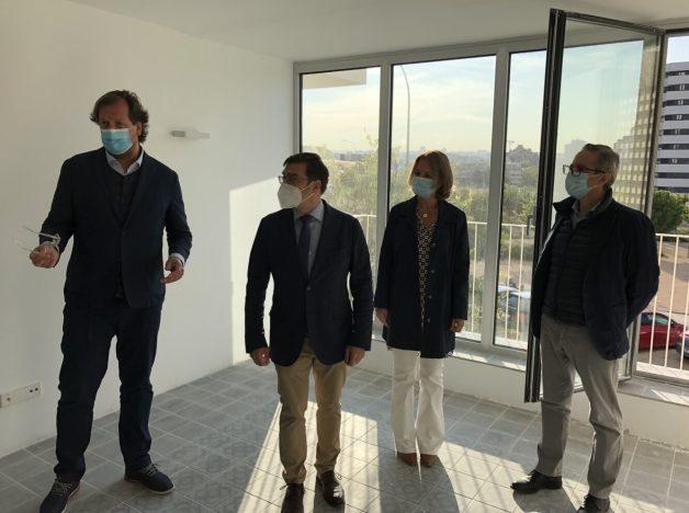 85 viviendas protegidas más en alquiler en Arganzuela 1