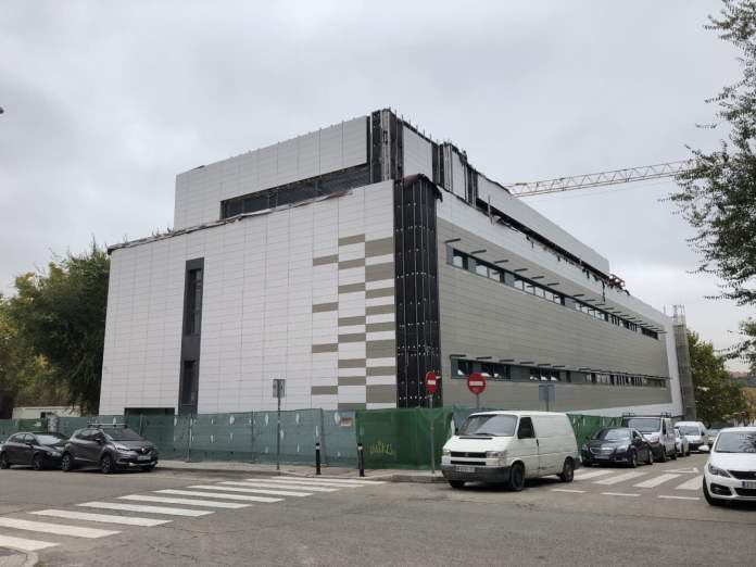 Nueva biblioteca municipal Usera