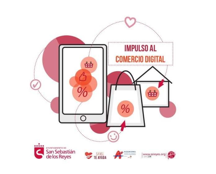 Sanse inicia el plan 'Impulso al Comercio Digital' en colaboración con ACENOMA 1