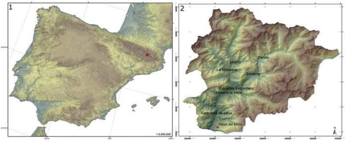 Investigadores madrileños identifican restos de una familia en una necrópolis neolítica 1