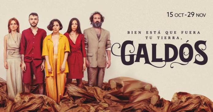 El ciclo 'Desembarco Galdós' homenajea la figura del dramaturgo en el Fernán Gómez 1