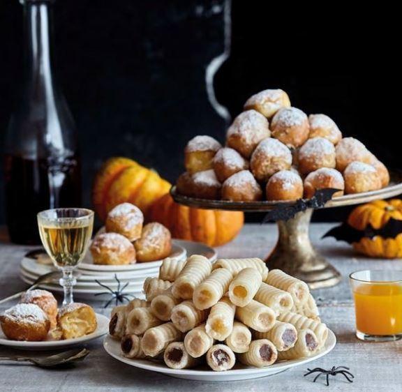 Los reposteros madrileños producirán 400.000 kilos de dulces típicos en Todos los Santos 1