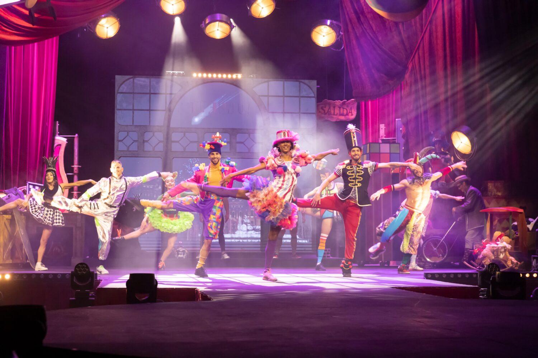 Circo Price estrena su mágica cita con la Navidad 2