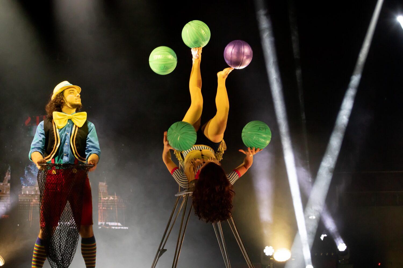 Circo Price estrena su mágica cita con la Navidad 3