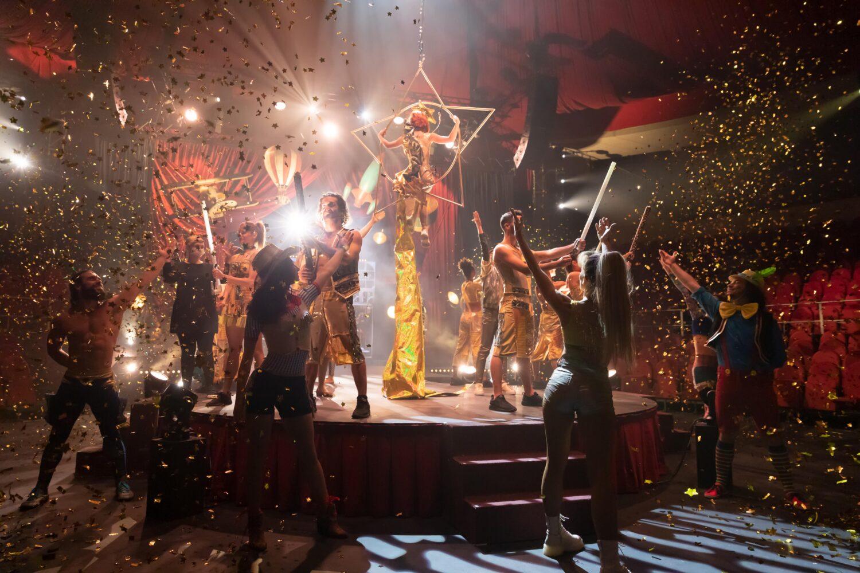 Circo Price estrena su mágica cita con la Navidad 6