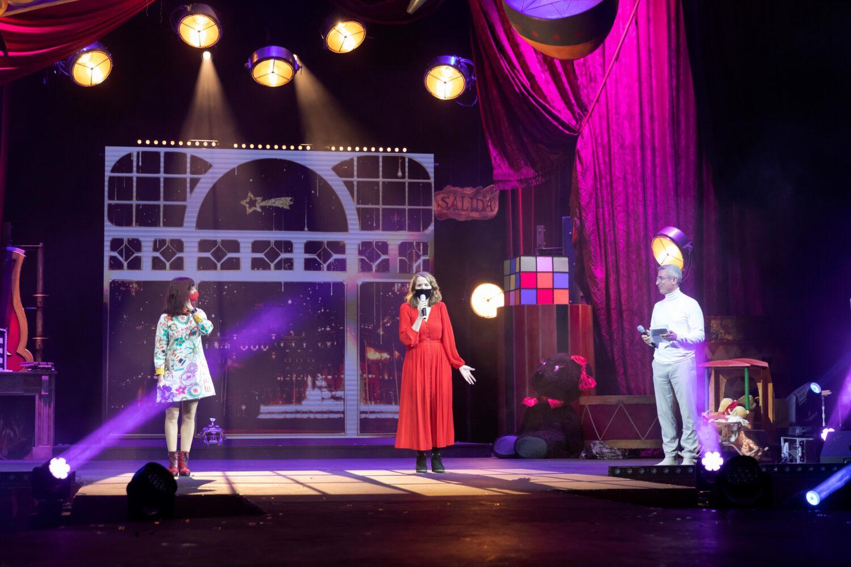Circo Price estrena su mágica cita con la Navidad 7