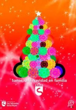 Sanse | Comienza la instalación del Belén navideño monumental 1