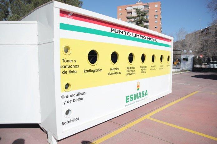 Recogida de cápsulas en Alcorcón