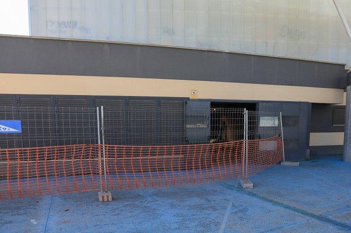 Getafe | Nuevo espacio para el tenis de mesa en el Polideportivo Juan de la Cierva 1