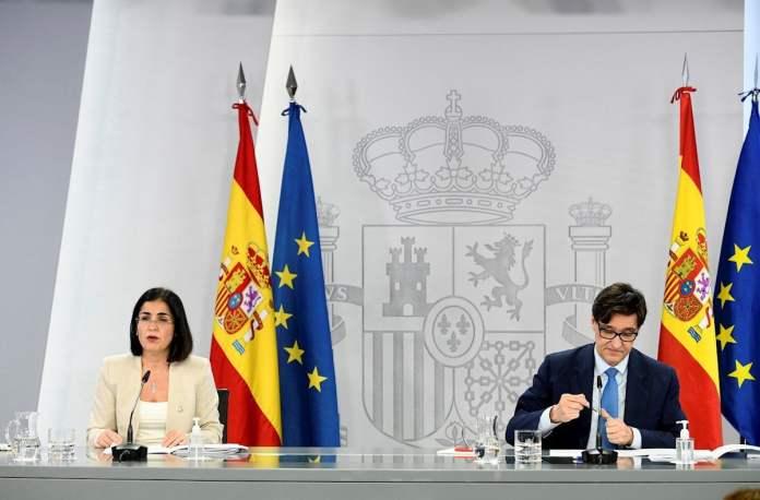 Madrid cierra en la Almudena y se resiste al confinamiento 3