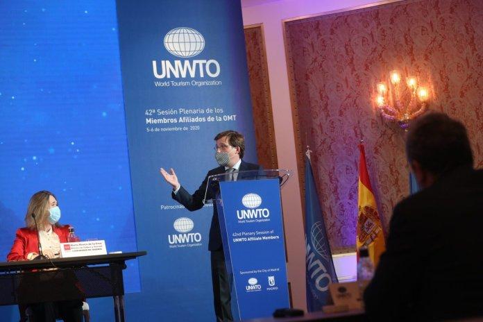 Madrid acoge la 42ª sesión plenaria de la Organización Mundial del Turismo 1