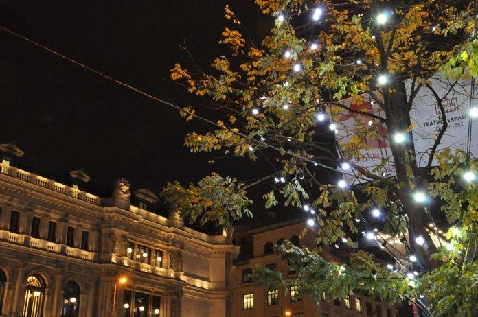 La luz de la Navidad inunda Madrid 3