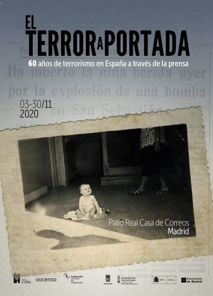 'El terror a portada': 60 años de terrorismo en la prensa española 1
