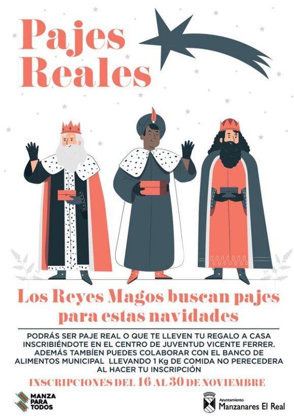Manzanares | Los 'pajes reales' harán visitas a domicilio para reemplazar a la cabalgata 1