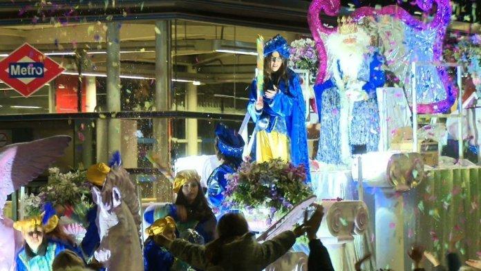 """Sanse   Los Reyes Magos llegarán en una cabalgata mágica y """"visitable"""" 1"""