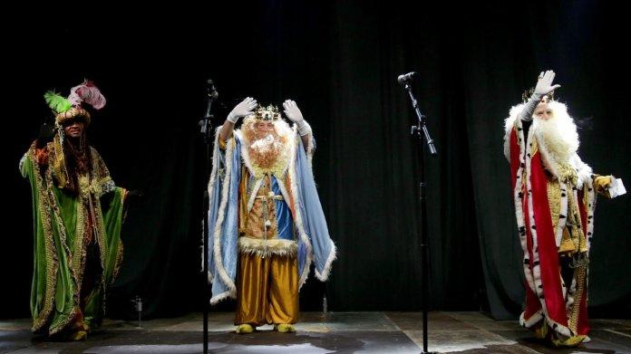 Calbalgata de Reyes en Alcobendas
