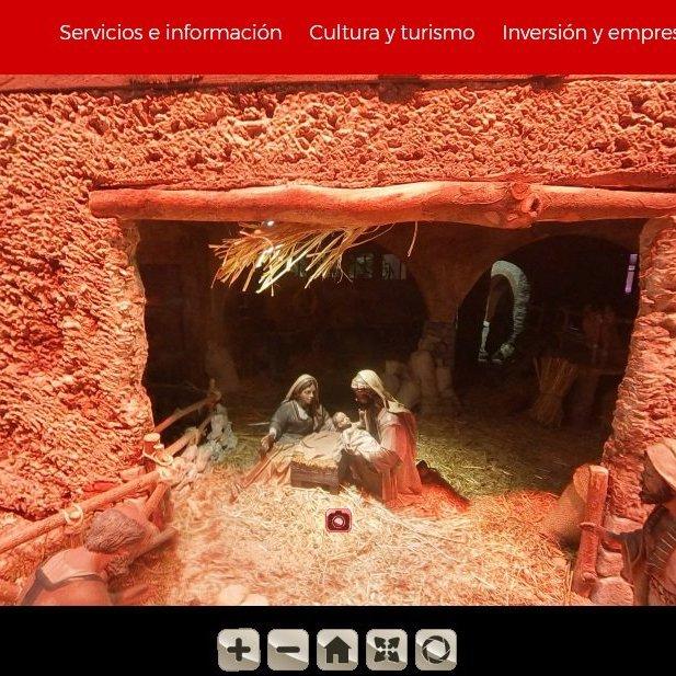 Una visita virtual al Belén de la Comunidad de Madrid 3