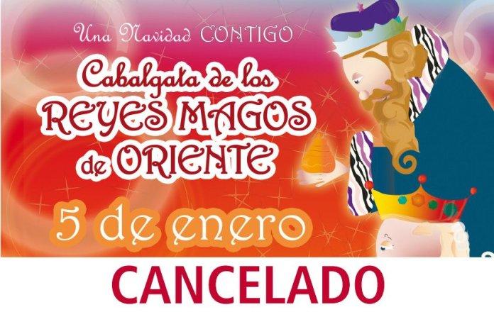 Sanse cancela la cabalgata de Reyes ante la delicada evolución del Covid-19 1