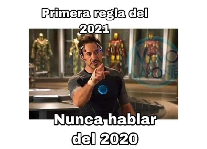 Los memes para enviar un Feliz Año 2021 en WhatsApp 9