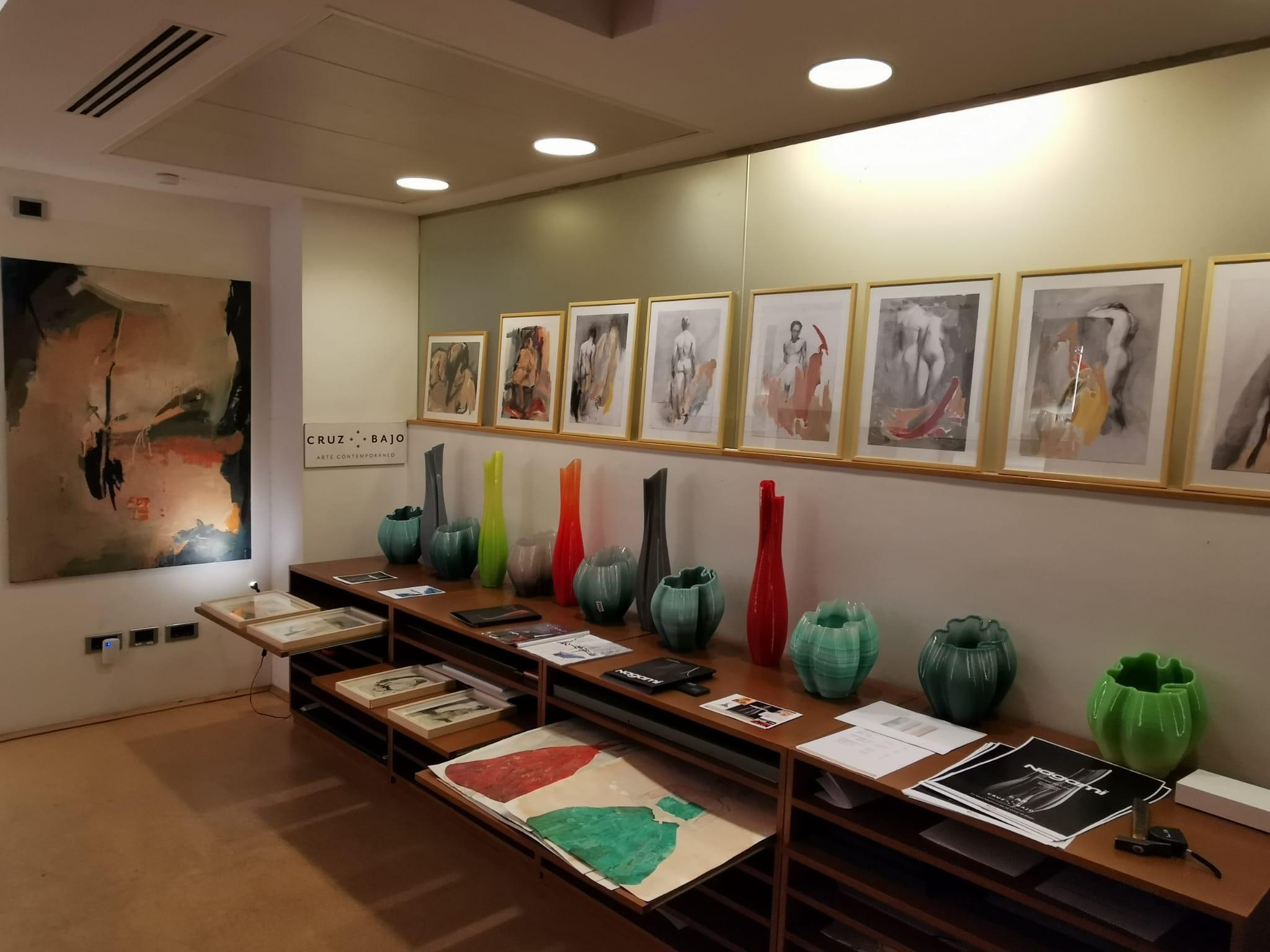 La galería de arte Cruz Bajo presenta la exposición colectiva 'Navidad 2020' 5