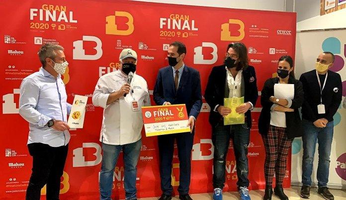 El chef madrileño José Luis Martínez gana el I Concurso Mundial de Patatas Bravas 1