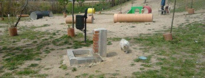 Botellas municipales para que los vecinos de Sanse limpien los orines de sus perros 3