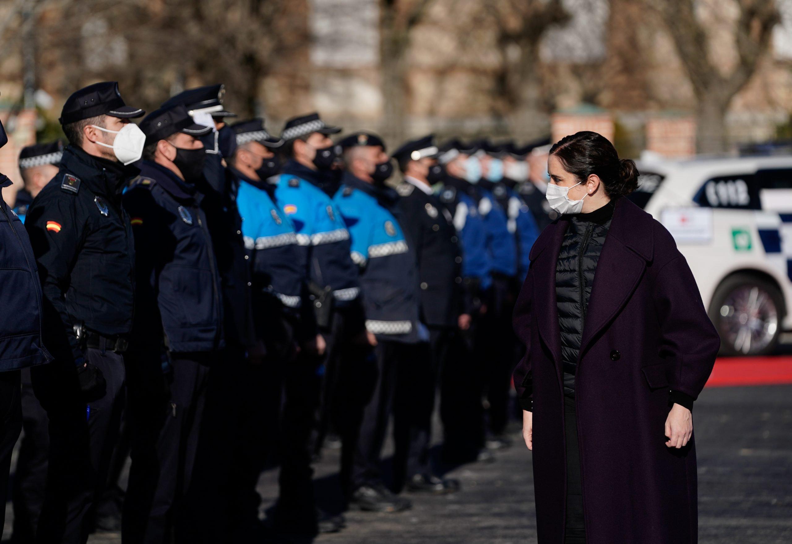Esicam179: la nueva policía autonómica de Madrid, en todos los municipios 2