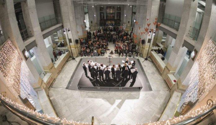 Una pista de hielo, un belén navideño, coros y mucho más en la programación navideña de Madrid 2