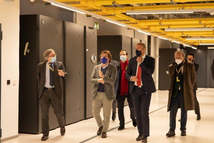 MAD4: el centro de datos más grande de España se activará en 2021 1
