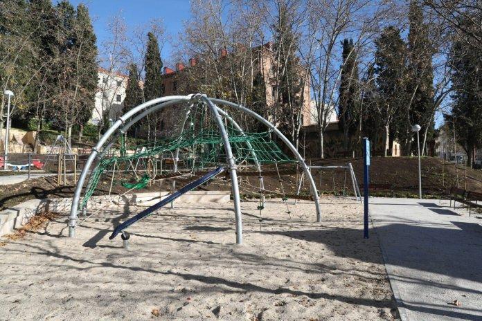 El nuevo parque Isabel Clara Eugenia de Hortaleza 4