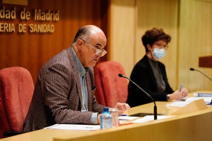 Arranca la vacunación en Madrid: estos son los grupos de prioridad 1