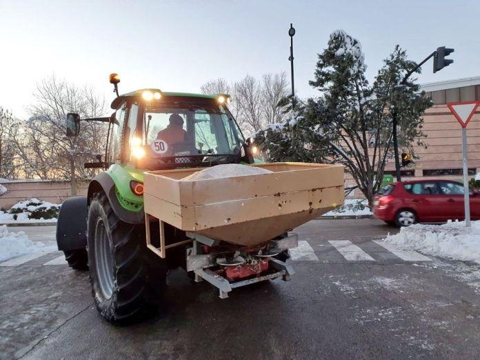 San Martín de la Vega recompensará el trabajo de los agricultores durante la nevada 3