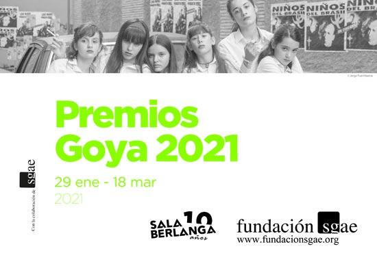 La Sala Berlanga acogerá las películas finalistas de los Goya 2021 1