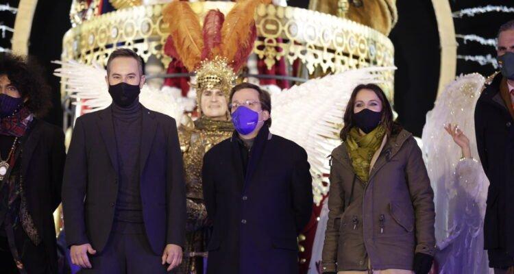 Los Reyes Magos llenaron Madrid de ilusión y esperanza 12
