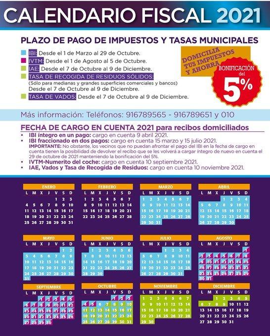 Torrejón mantiene la bajada del 5% en impuestos municipales en 2021 3