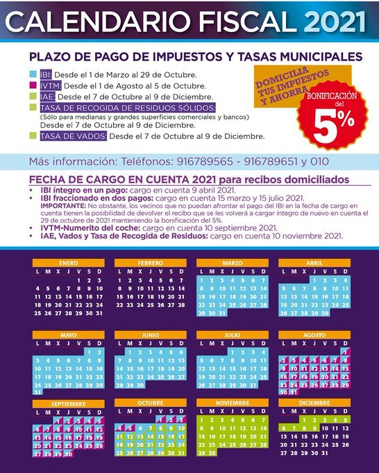 Torrejón mantiene la bajada del 5% en impuestos municipales en 2021 4