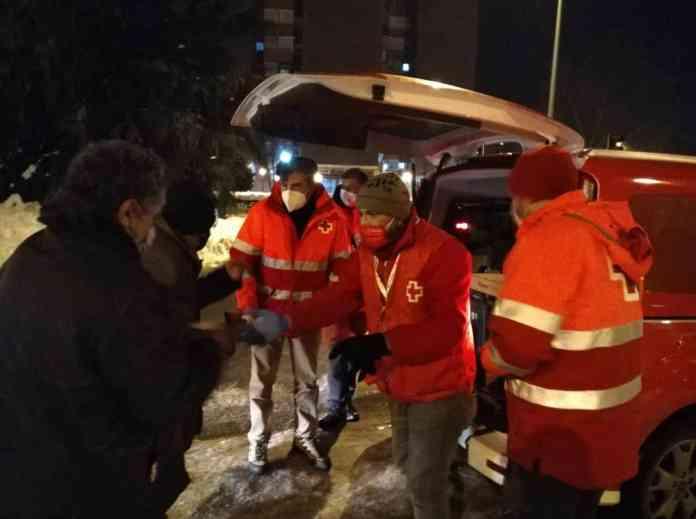 La Cruz Roja de Alcorcón fortalece su proyecto de ayuda a personas sin hogar 1