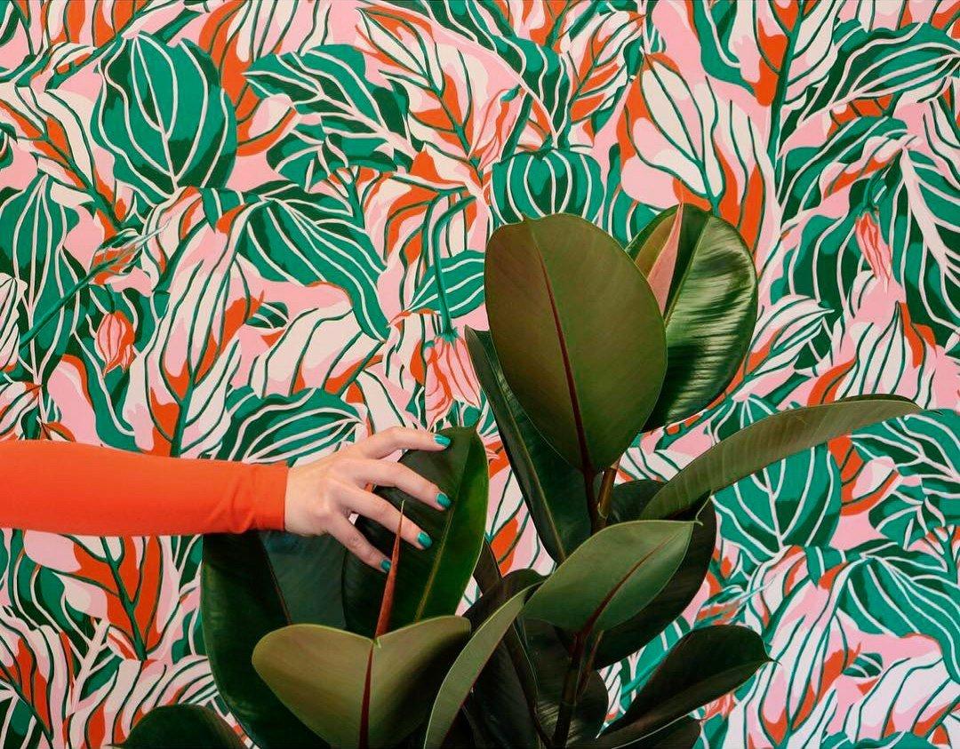 Papel pintado: una tendencia que hace de nuestro hogar un lugar único 6