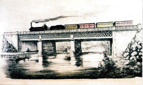 Madrid y Aranjuez, 170 años unidas por un tren 1