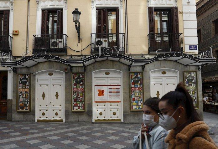 Discotecas, centros de mayores... todo lo que ya puedes hacer con la reapertura en Madrid 1