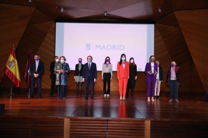 El Ayuntamiento de Madrid celebra el 8M con la ausencia de VOX 2