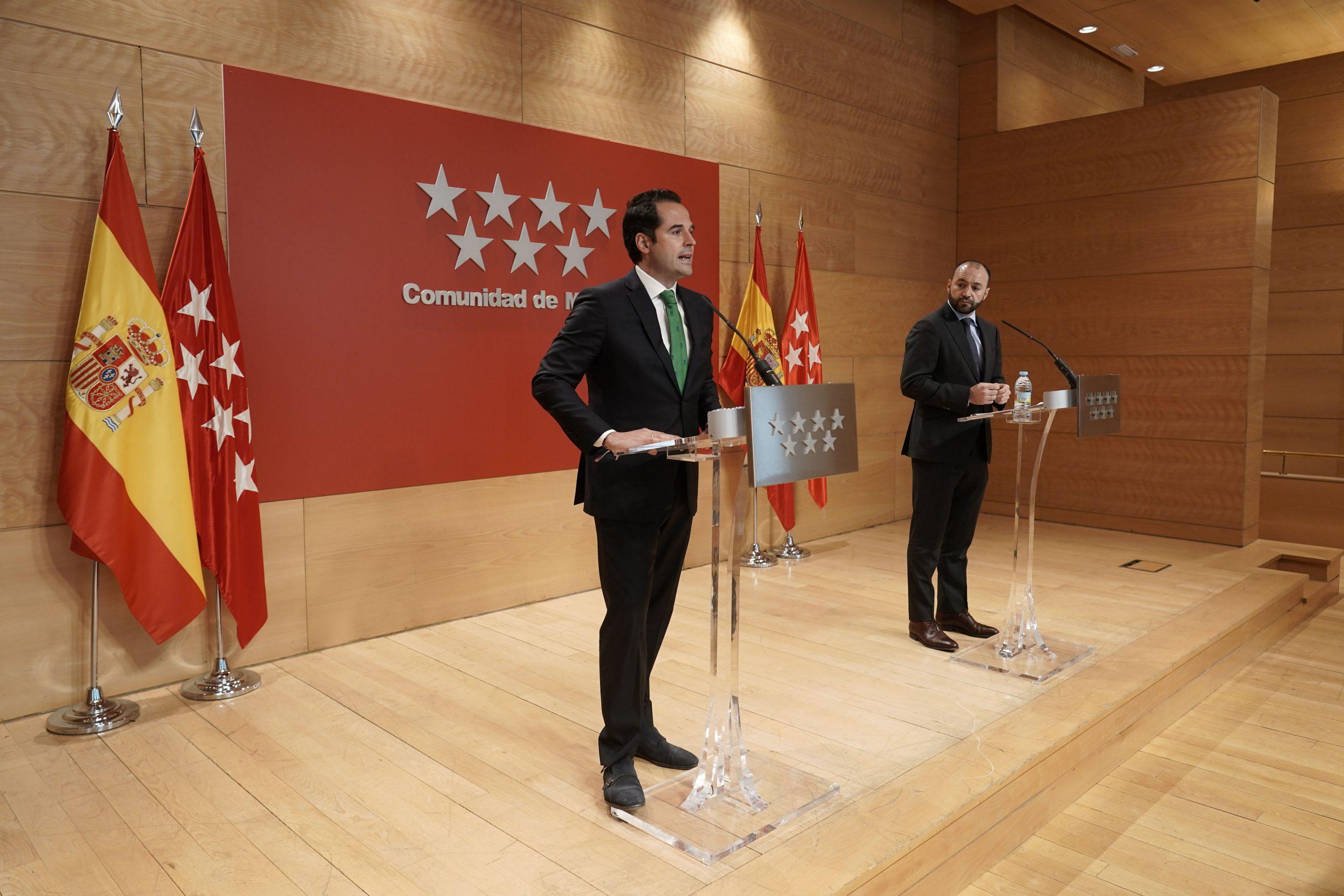 Estrategia Madrid por el Empleo: 84 medidas y 19 líneas de actuación 1