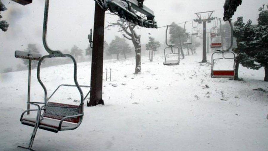 La estación de esquí de Navacerrada cierra definitivamente 1