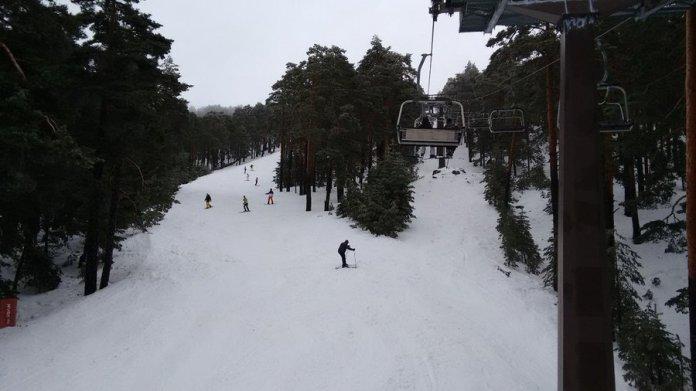 Tres pistas de Navacerrada pasarán a dominio público forestal 1