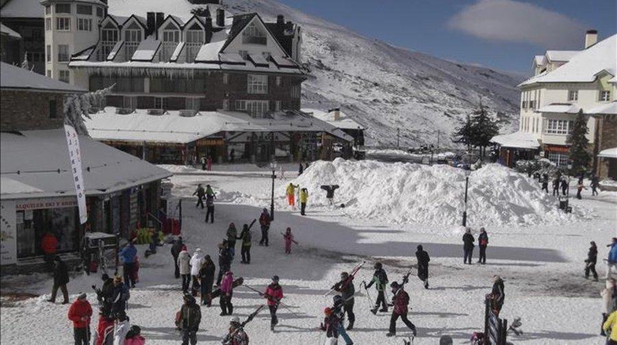 La estación de esquí de Navacerrada cierra definitivamente 2