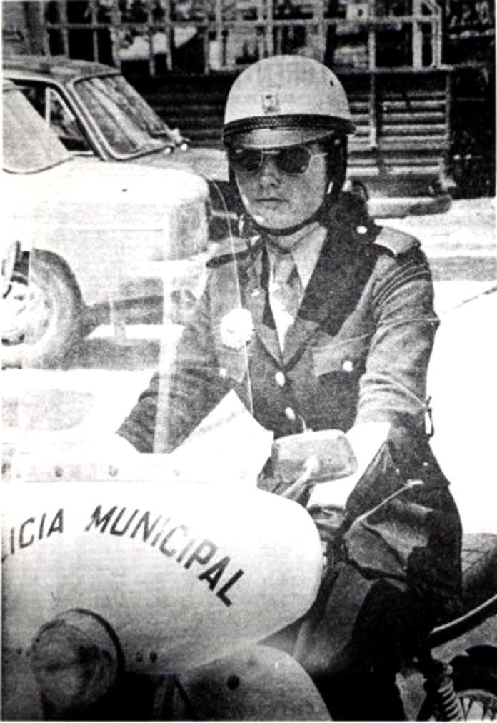 """Rosa María: """"Necesitamos más compañeras en los Cuerpos de Policía"""" 3"""