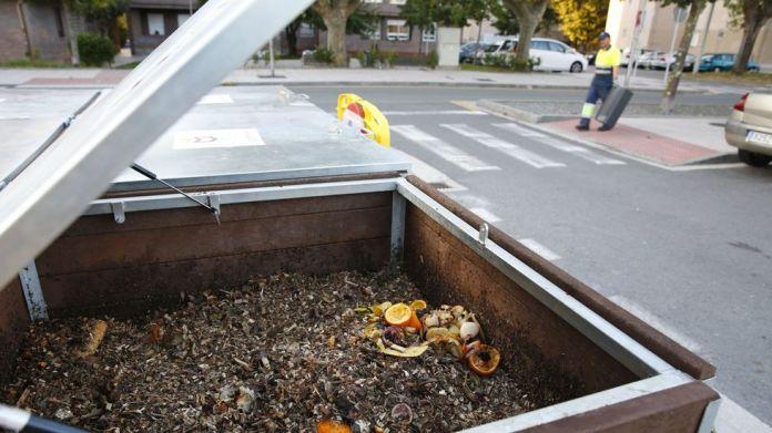 compostaje compostura