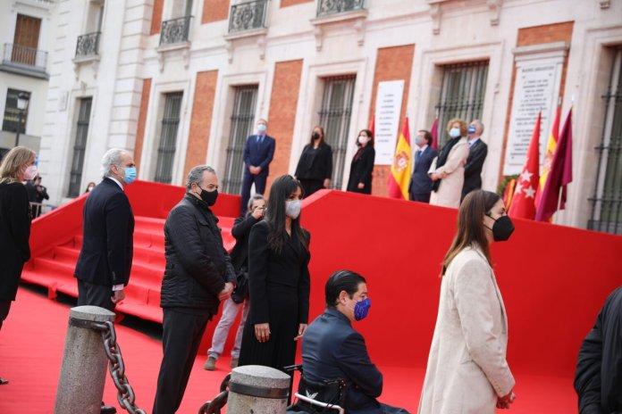 Madrid recuerda el 11-M bajo la tormenta política 4